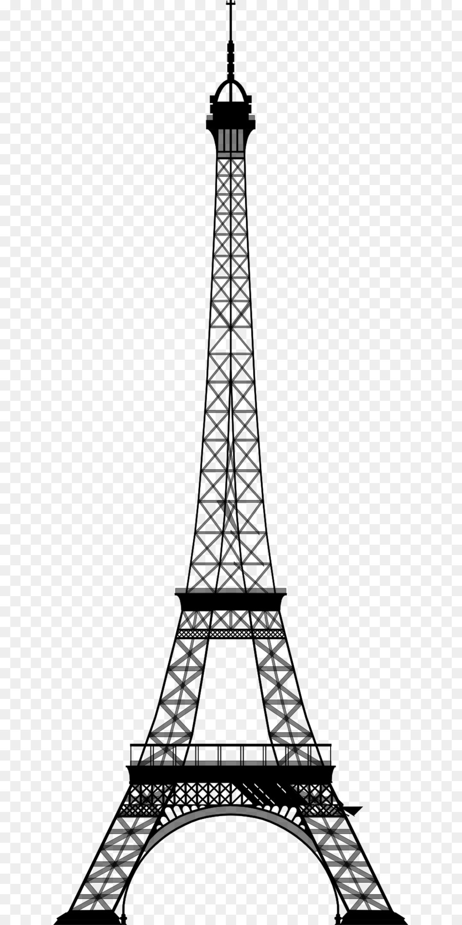 Eiffel Tower Drawing Png Download 960 1920 Free Transparent Eiffel Tower Png Download Cleanpng Kisspng