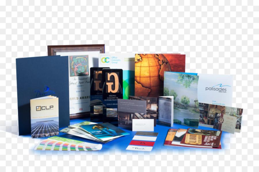 Papier Von Visitenkarten Flyer Druck Broschüre Werbe
