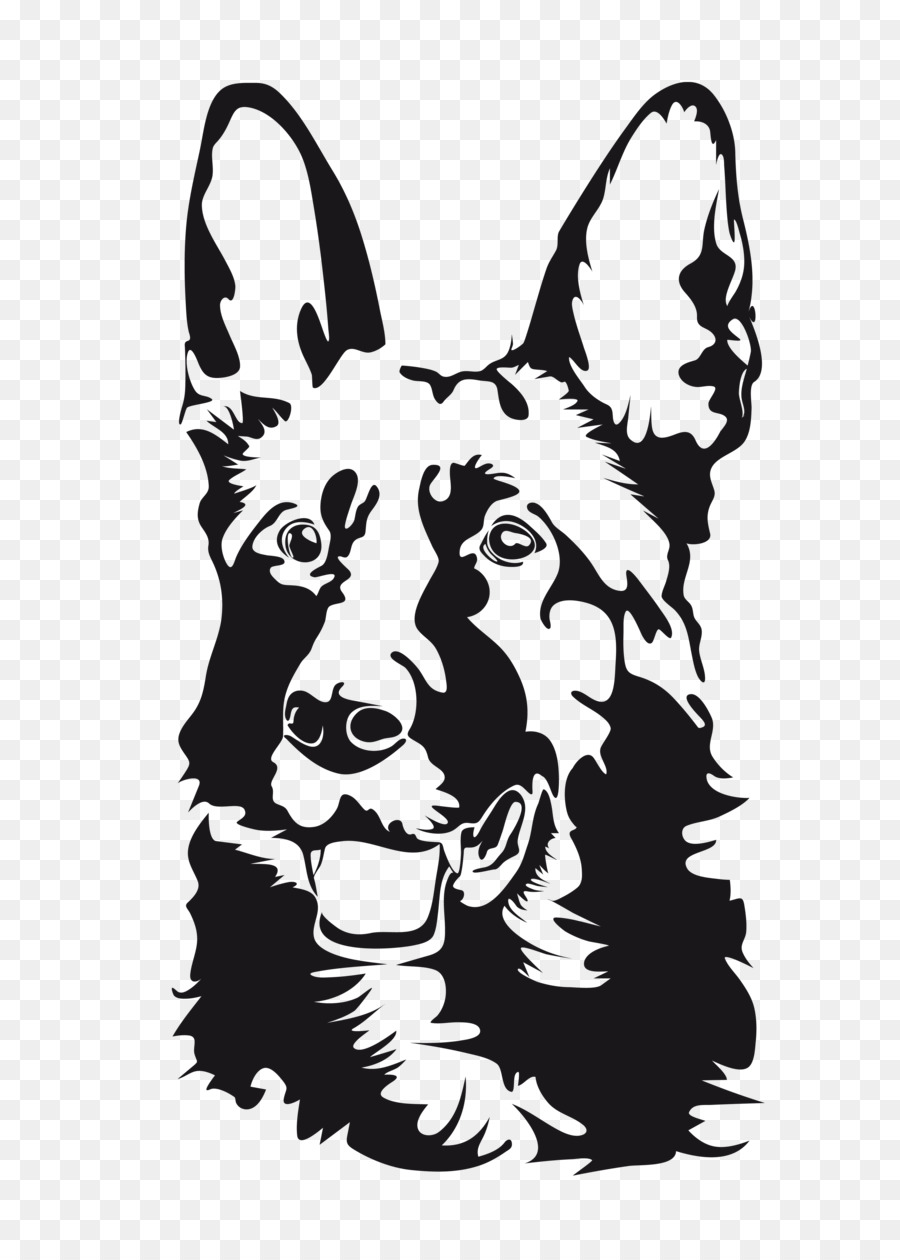 Dog Silhouette Png Download 3600 5000 Free Transparent German Shepherd Png Download Cleanpng Kisspng German shepherd sitting with his tongue out. german shepherd png download