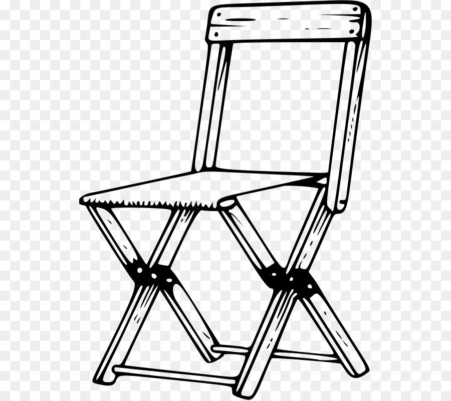 Klapp Stuhl Tisch Mobel Clipart Leinwand Png Herunterladen