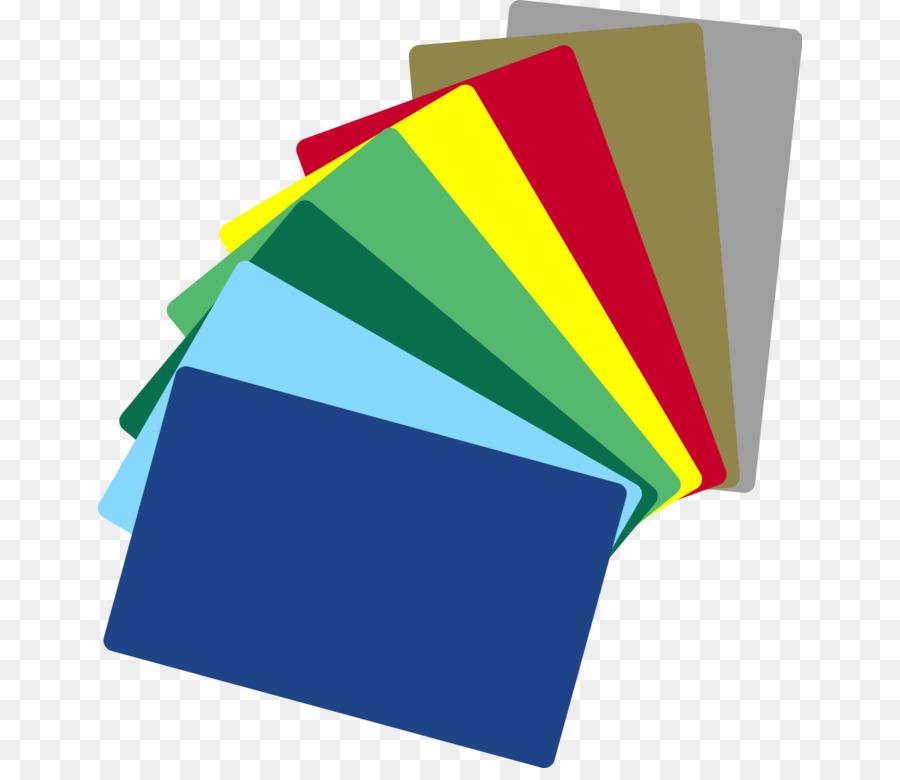 Offsetdruck Visitenkarten Material Polyvinylchlorid Pvc