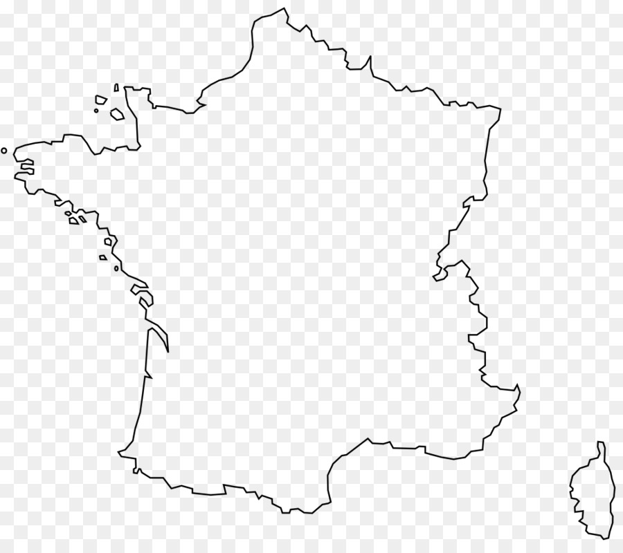 carte de france vierge png Black Line Background png download   1000*880   Free Transparent