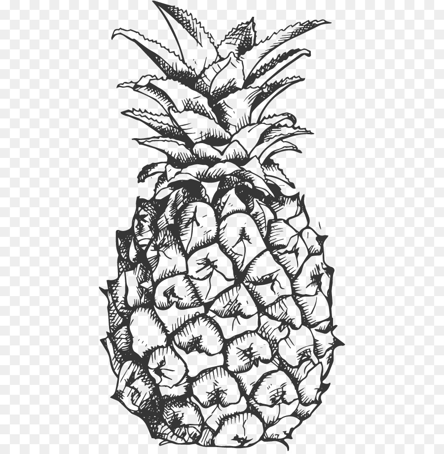 Banana clipart black and white png download 500914 free