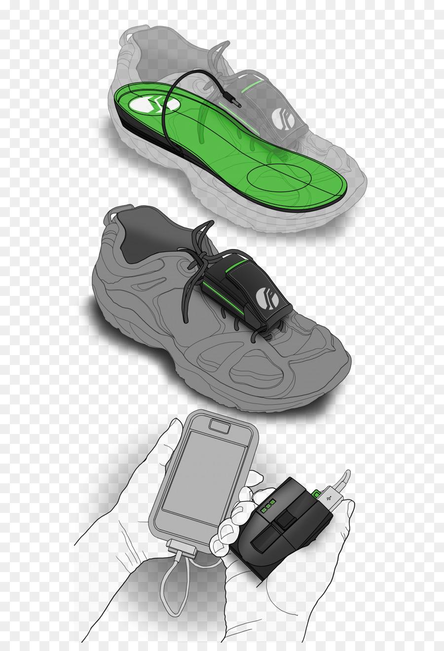 Akku einfügen Sohle Schuh Schuhe Walking png Ladegerät yvO8n0wmN