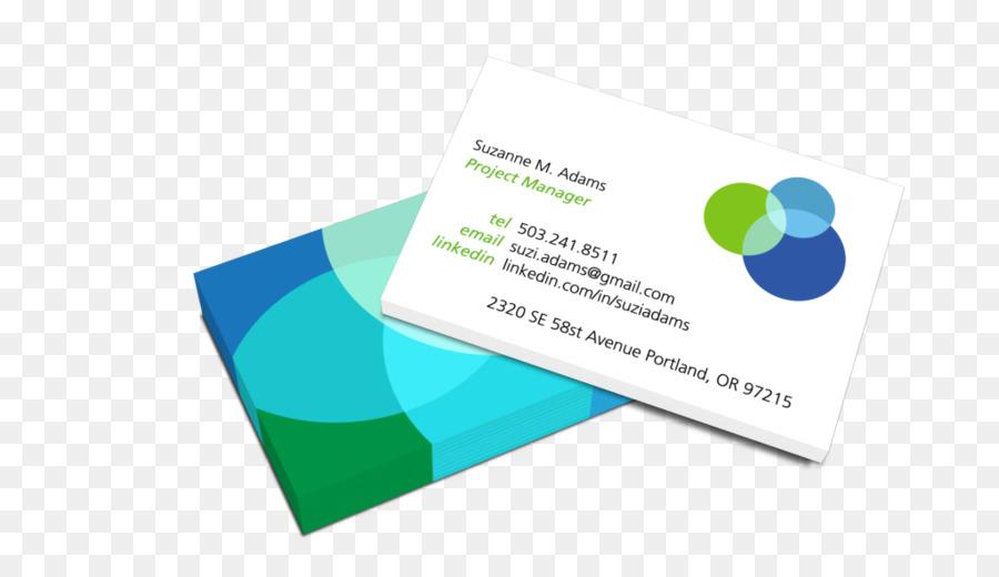 Visitenkarten Projektleiter Management Visitenkarte