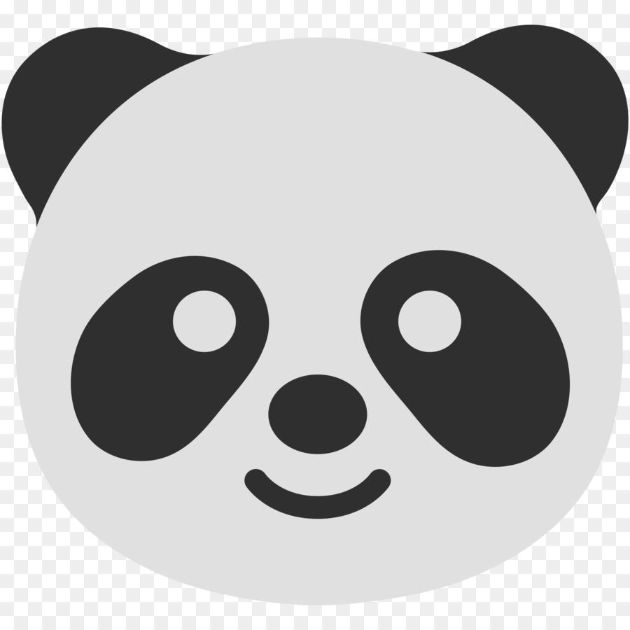 Emoji-Giant panda Der Panda Malvorlagen Android - panda avatar png
