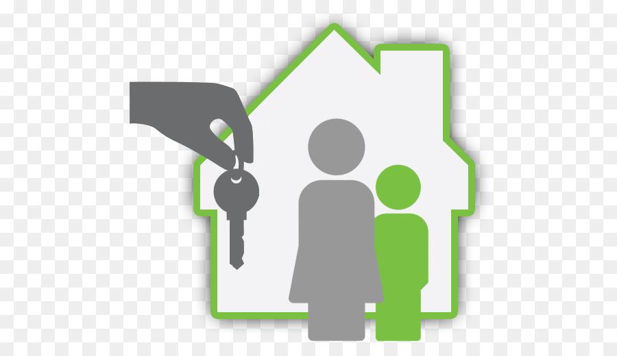 Vermieter Haus Hausverwaltung Immobilien Visitenkarte