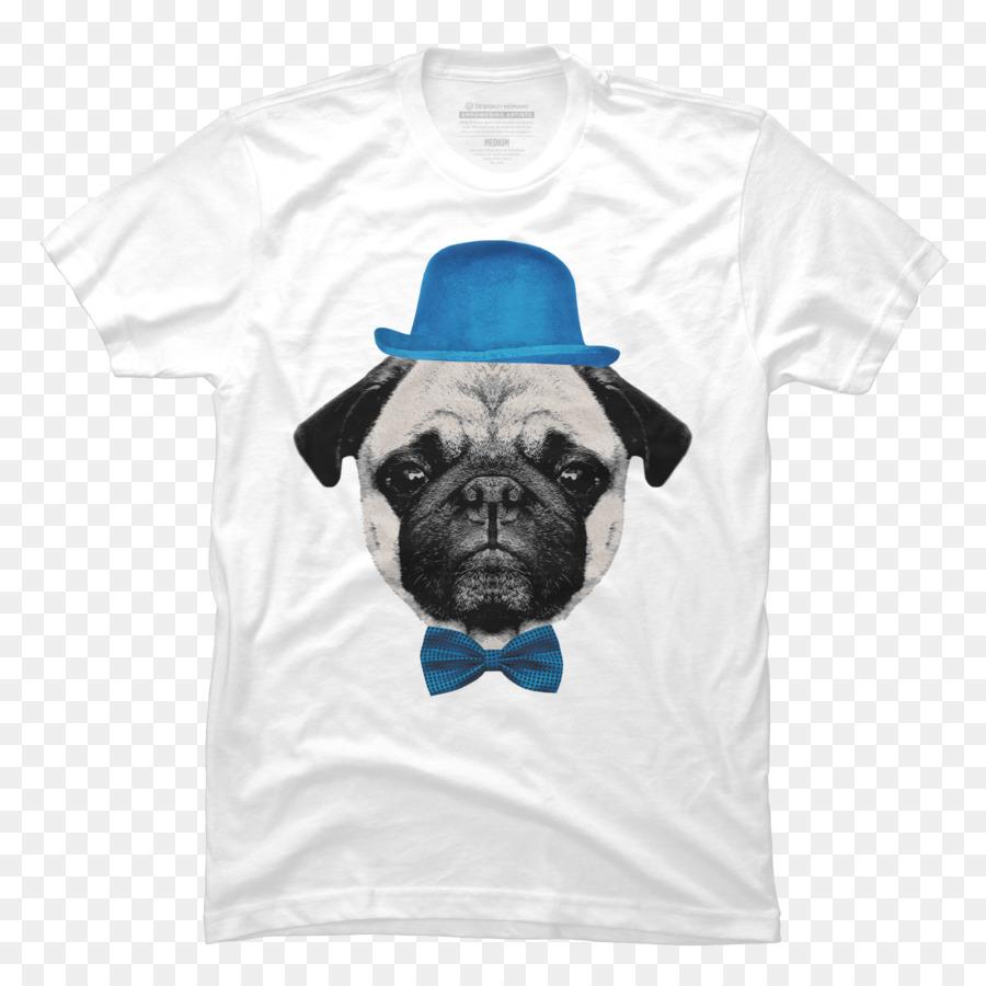 Mops französische Bulldogge T shirt für Welpen French