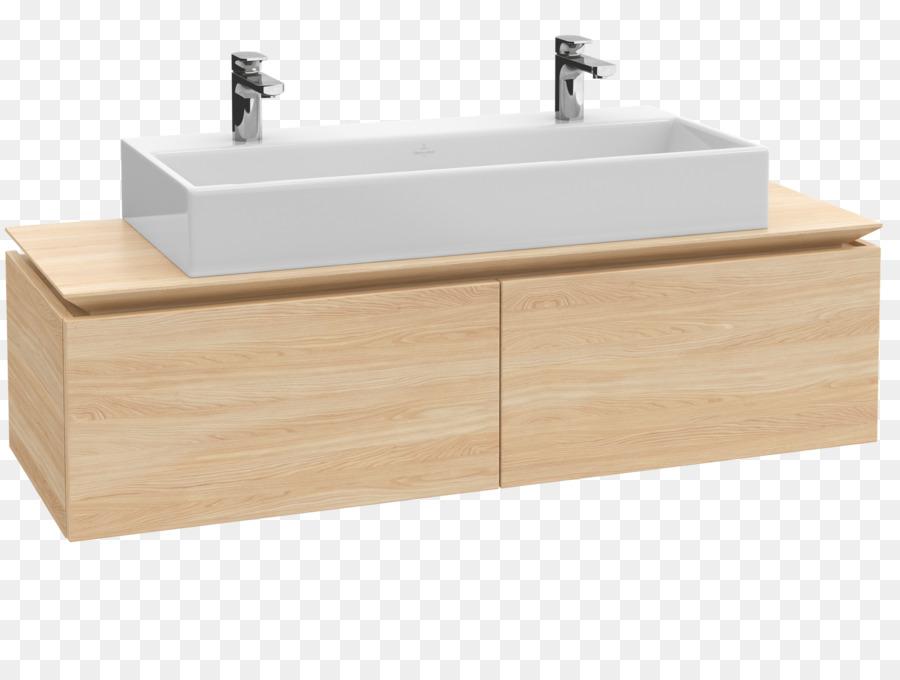 Villeroy & Boch Waschbecken Badezimmer Schrank Handtuch ...