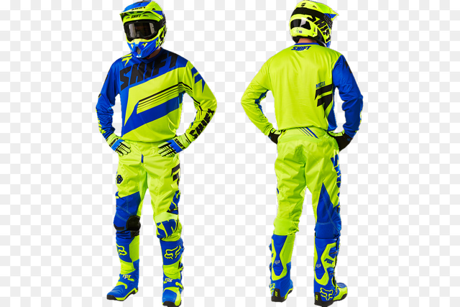 Fox Racing Mx Enduro Negozio Uniforme Avvio Di Motocross