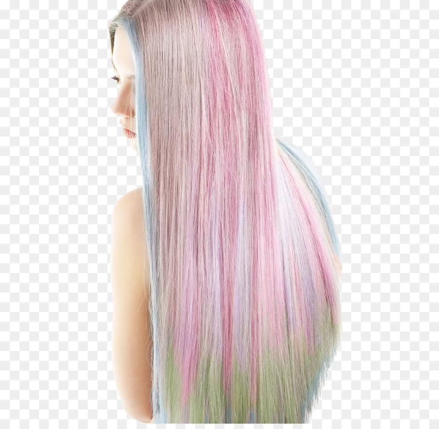 Blonde Haare Färben Lange Haare Braune Haare Malerei