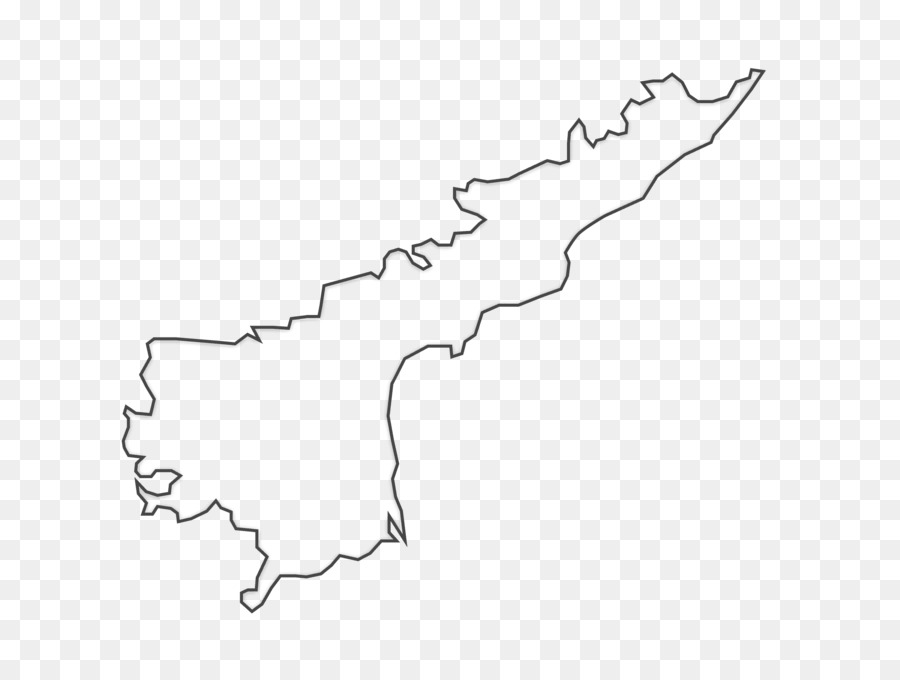 India Map Outline Png Transparent