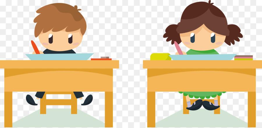 Disegno Bambini Che Parlano.Compiti Per Studenti Di Scuola I Bambini Che Parlano