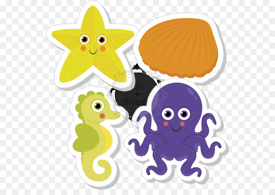 Sea Cartoon Png Download 600 623 Free Transparent Paper Png