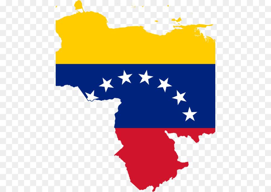 Flagge Venezuela-Datei Negara Flag Map - Anzeigen png ...