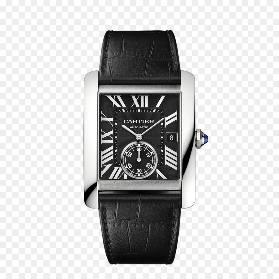 Cartier Tank Automatik Uhr Mechanische Uhr Uhren Männer
