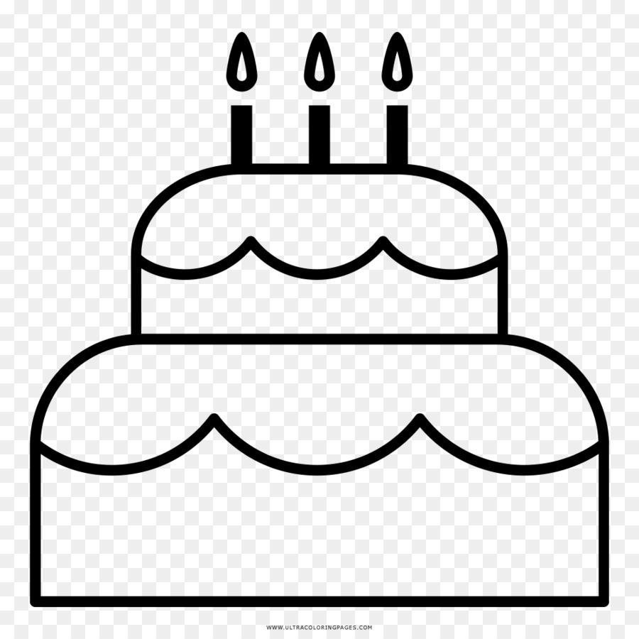Torta Di Compleanno Torte Di Disegno Torta Libro Da Colorare Compleanno Scaricare Png Disegno Png Trasparente Linea Arte Png Scaricare