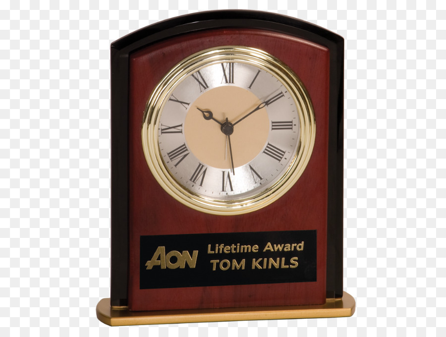 Uhr Geschenk Gravur Auszeichnung Schreibtisch Uhr Png