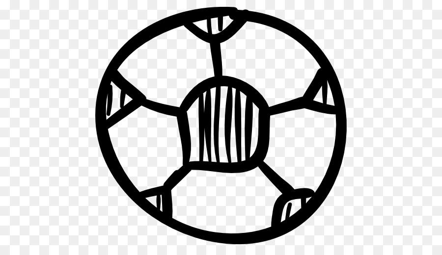 Fussball Sport Zeichnen Hand Gezeichnet Rattan Png