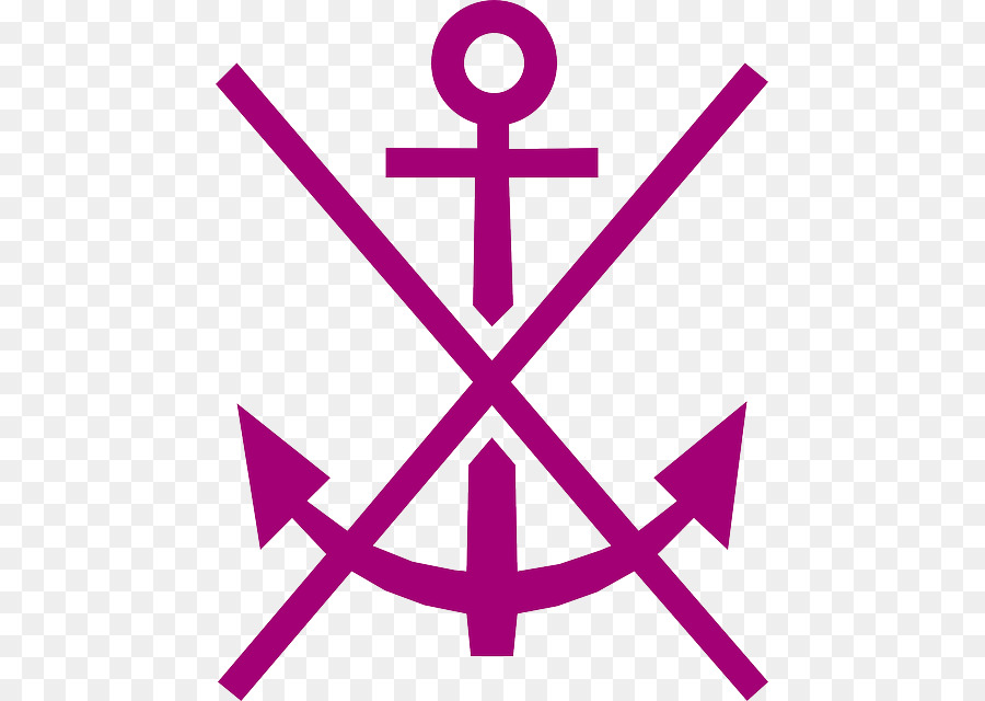 Download Free Pink Anchor Nautical Pirate Party Clipart PNG Free |  FreePngClipart