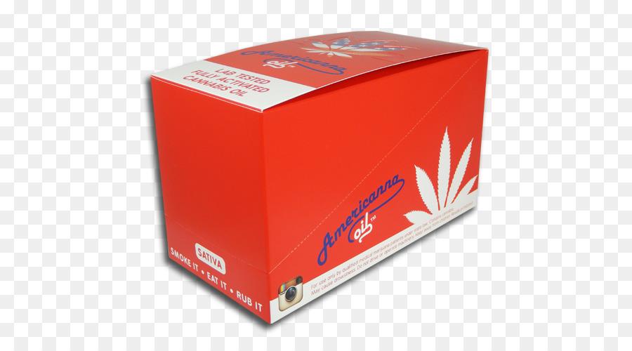 Medizinisches Cannabis Box Karton Visitenkarte Von Unkraut