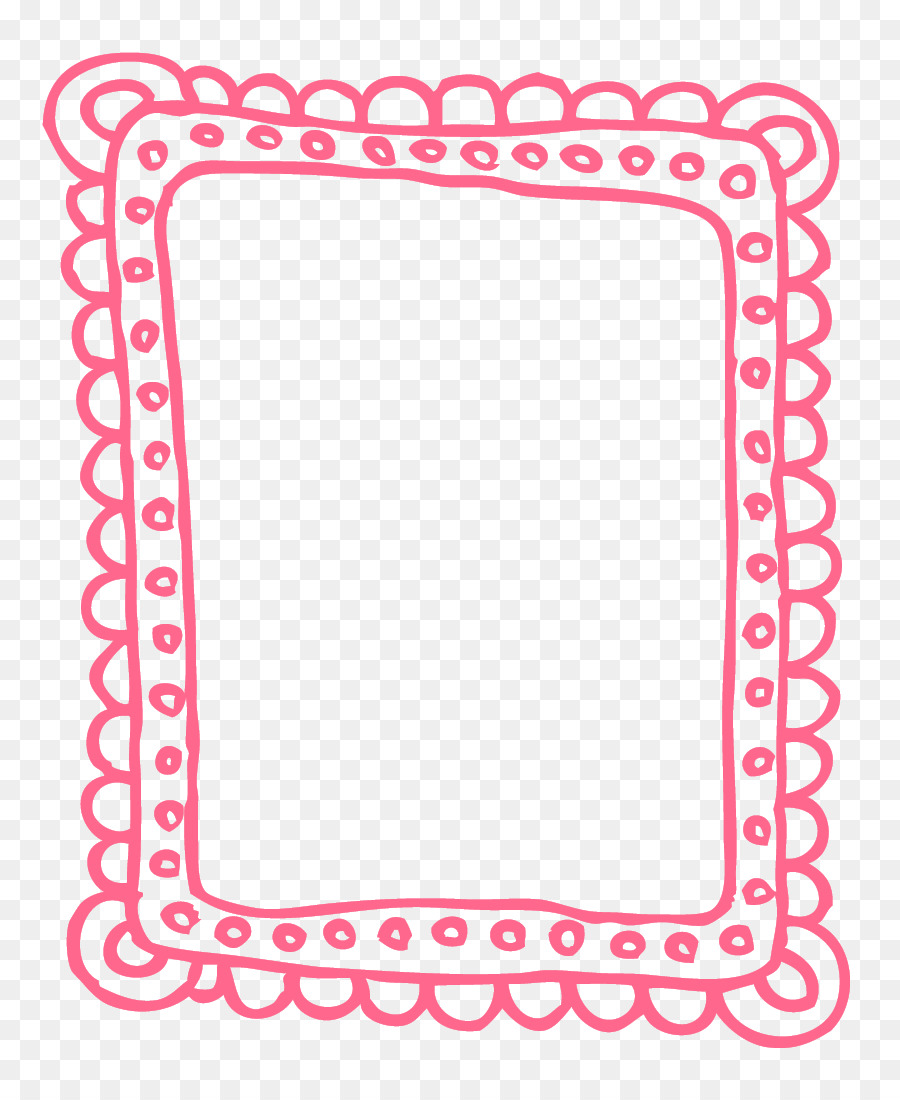 Party Background Frame Png Download 900 1100 Free