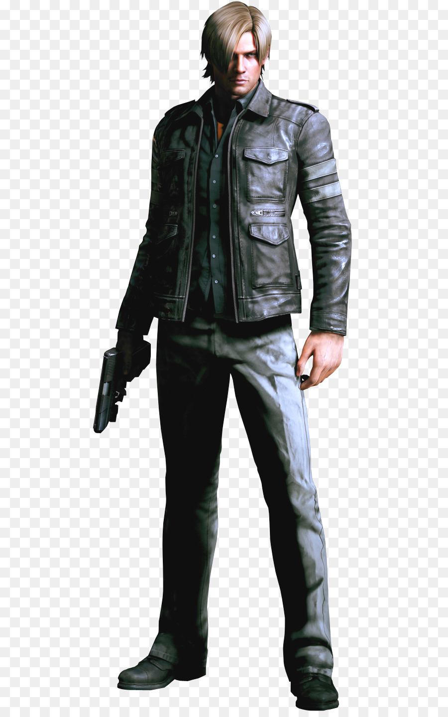 Resident Evil 6 Jacket Png Download 533 1438 Free Transparent