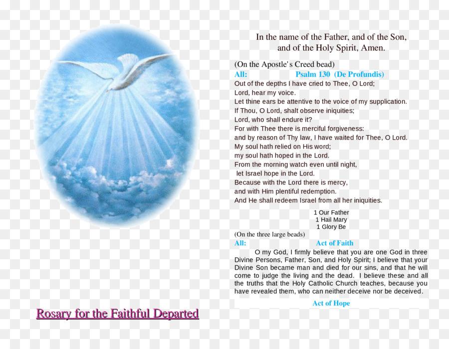 Heiliger Geist Christentum Taufe Tauben Als Symbole Die