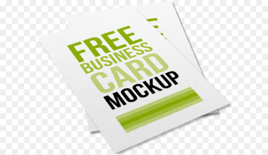 Mockup Visitenkarten Design Visitenkarten Grafik Design