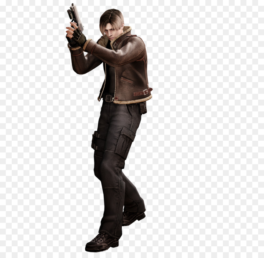 Resident Evil 4 Standing Png Download 500 867 Free Transparent Resident Evil 4 Png Download Cleanpng Kisspng