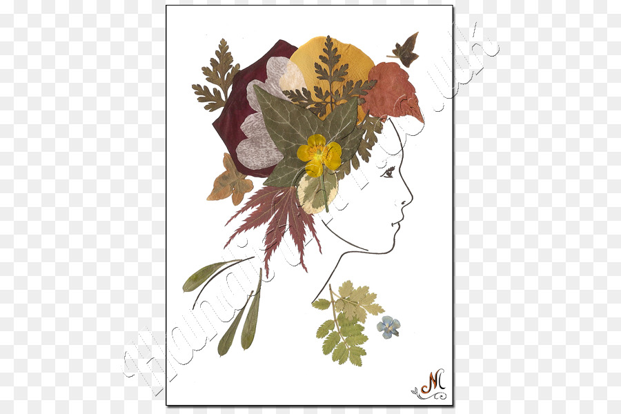 Floral Flower Background Png Download 600600 Free