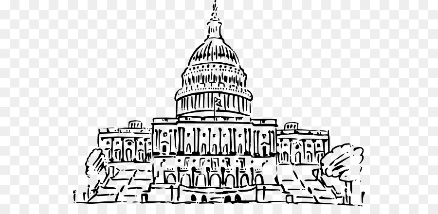 Drawing Tree Png Download 600 425 Free Transparent United States Capitol Png Download Cleanpng Kisspng