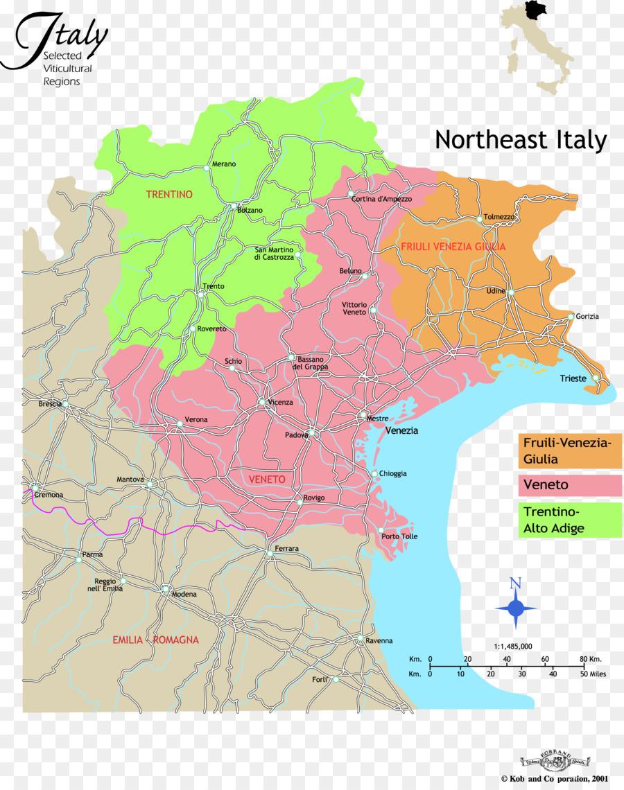 Cartina Stradale Italia Nord Est.Nord Italia Nord Est Italia Nord Est Italia Veneto Mappa Mappa Scaricare Png Disegno Png Trasparente Atlante Png Scaricare