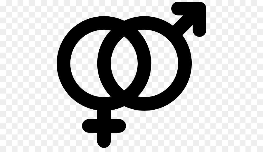 Weiblich und männlich zeichen