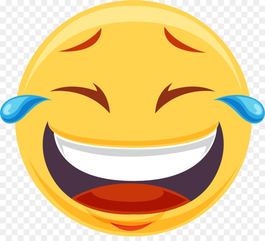 Gesicht mit Tränen der Freude emoji Lachen Smiley - Emoji