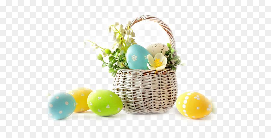 Coniglietto Di Pasqua Sfondi Desktop Pasqua Cesto Di Uova Di