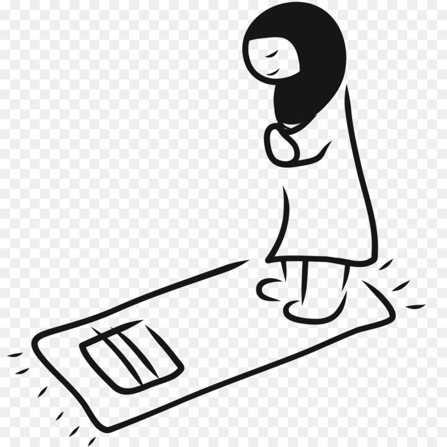 Das gebet im islam