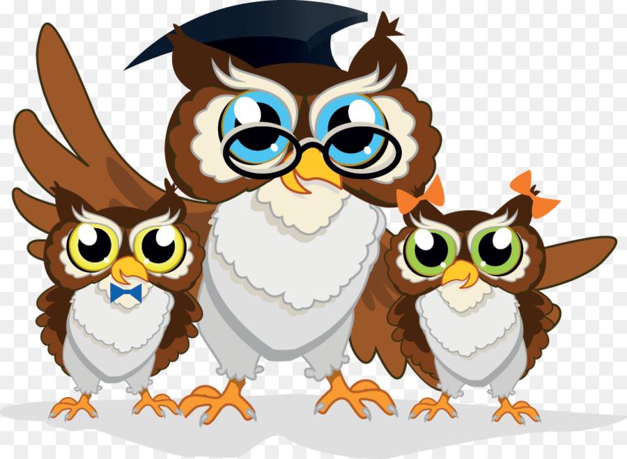 Owl Royalty free clipart - Eule png herunterladen - 911 ...
