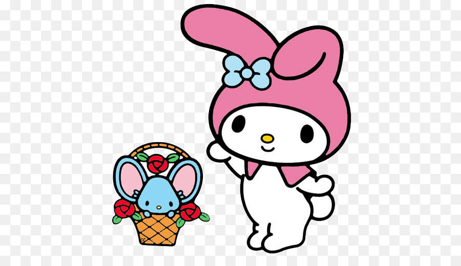 Hello Kitty Cartoon Png Download 480 502 Free Transparent My Melody Png Download Cleanpng Kisspng