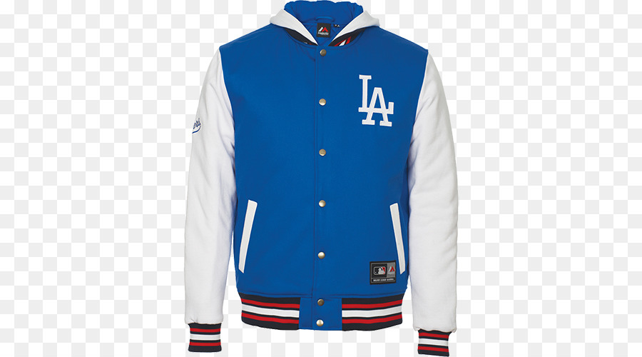 Los Angeles Dodgers MLB Baseball Jacke Majestic Athletic