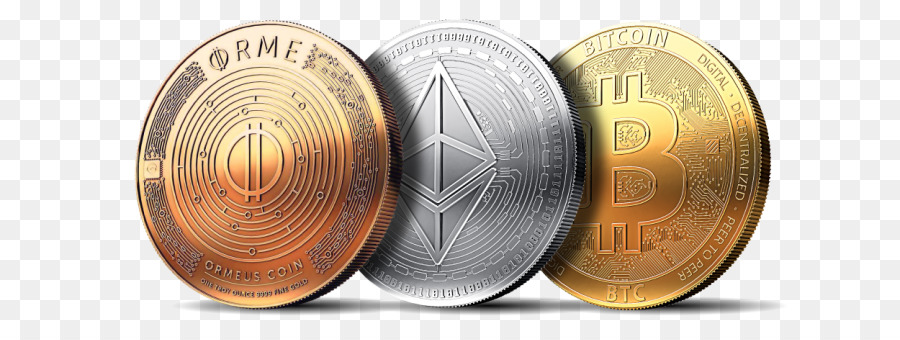 cryptocurrency coins png