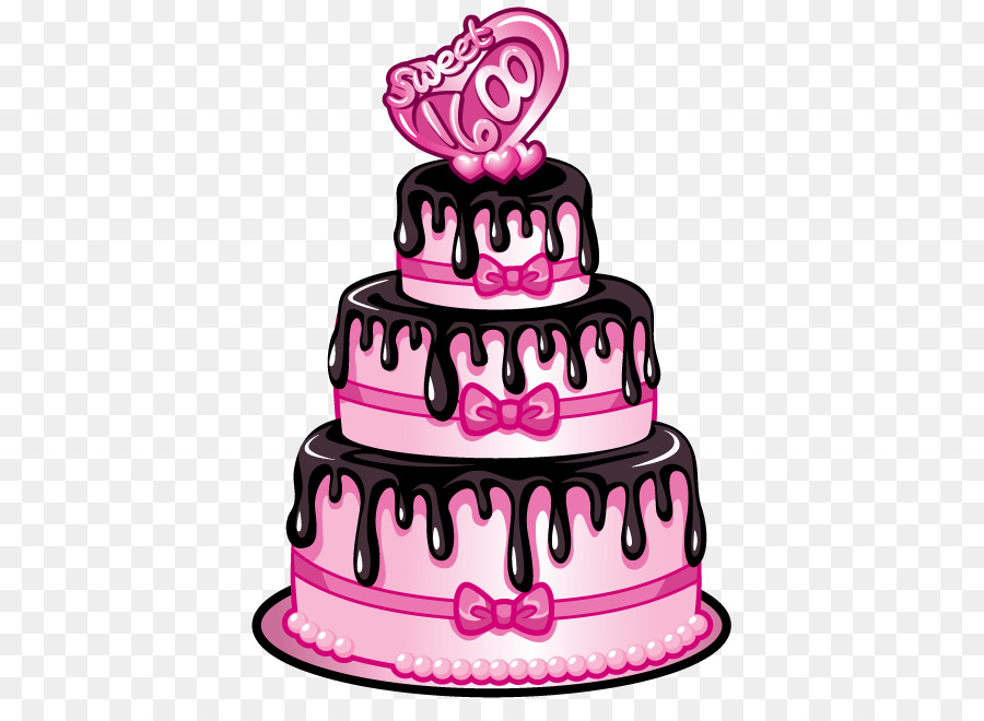 Pleasing Pink Birthday Cake Download 550 645 Free Transparent Funny Birthday Cards Online Fluifree Goldxyz