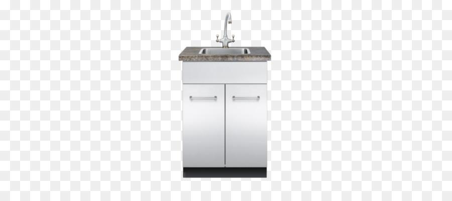 lavello da cucina in acciaio Inox Mobili - lavello scaricare ...