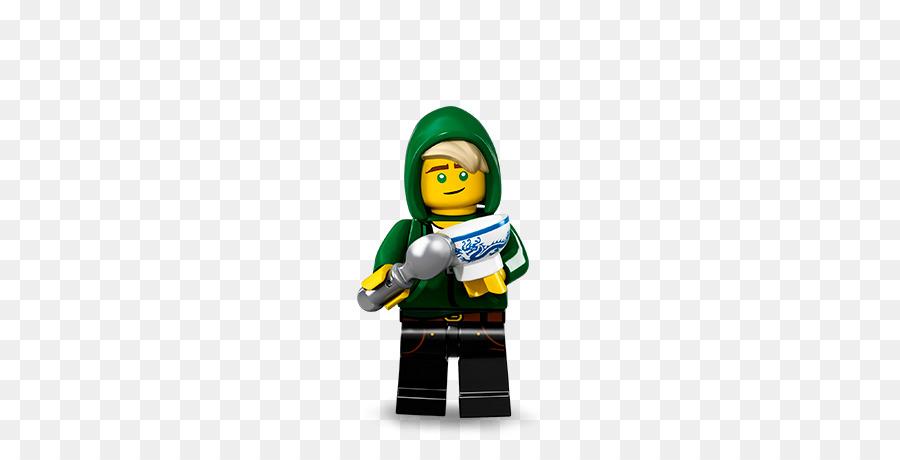 Lego Ninjago Movie Minifigure Lloyd Garmadon with Hoodie 71019