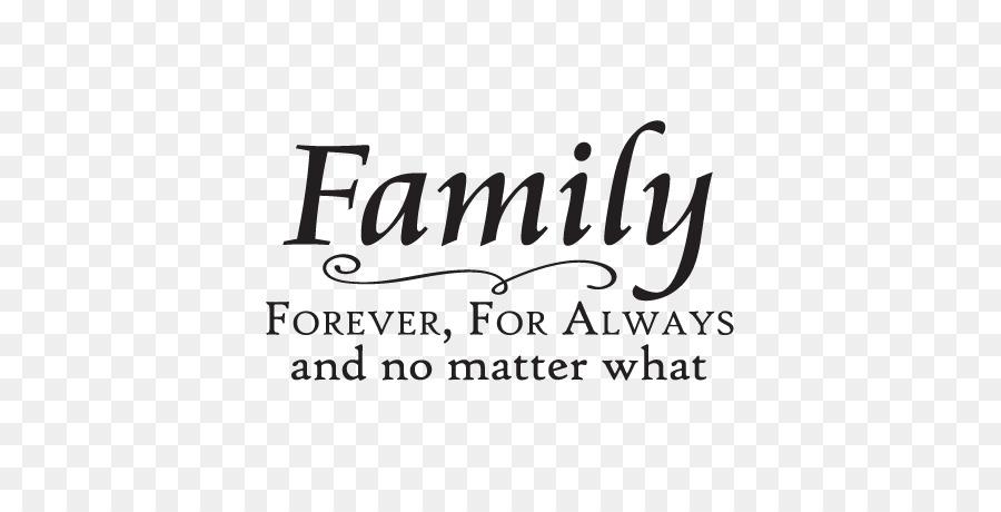 Wandtattoo Familie Spruch Zitat Familie Png Herunterladen