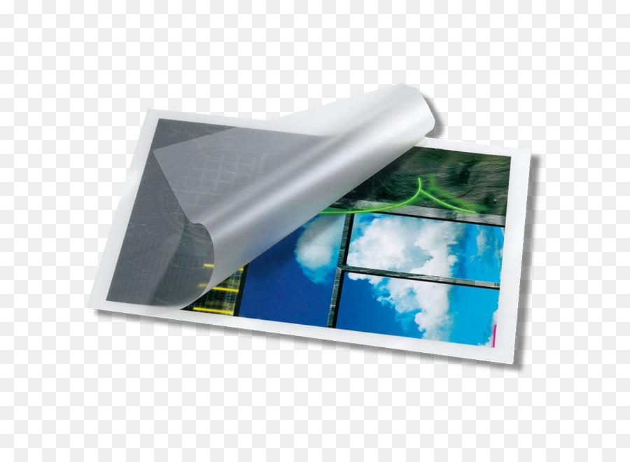 Dokument Drucken Standard Papier Größe Kleber Weichmacher
