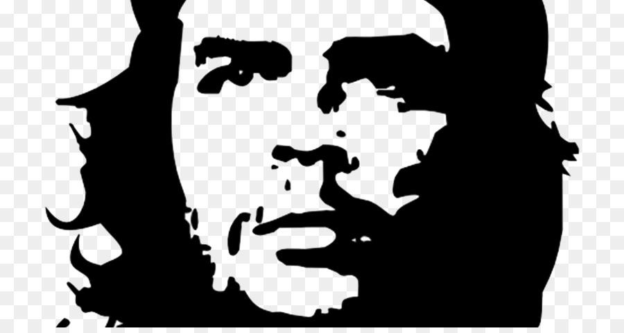 Che Guevara Black Png Download 908476 Free Transparent