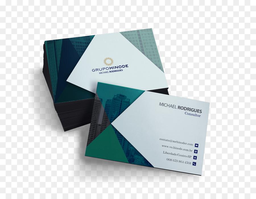 Visitenkarten Kreditkarten Berater Blau Karton Kreditkarte
