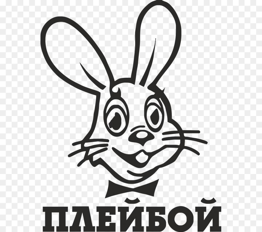 Hase Playboy T Shirt Kaninchen Aufkleber T Shirt Png