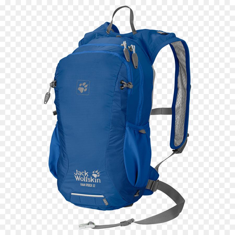 Rucksack Tasche Jack Wolfskin Wandern Rucksack png